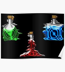 Potions Poster