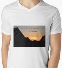 Waterloo Sunset - The Kinks Men's V-Neck T-Shirt