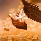 baroque music by Jim rownd