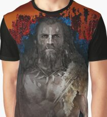 CAVE MAN FROM ANCIENT TIMES Graphic T-Shirt