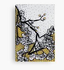 Lucky Twig - Kerry Beazley Canvas Print