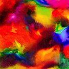 Bright Lights No.1 (Oils) by ArtStudioV