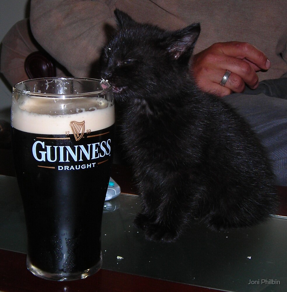 She likes da Guinness by Joni Philbin