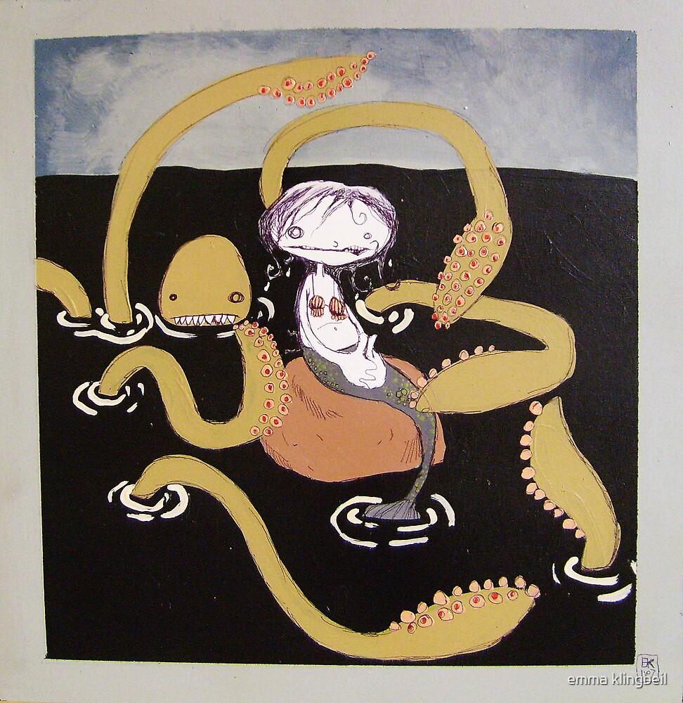 Mermaid's Death Wish by emma klingbeil