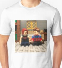 Peter & MJ Unisex T-Shirt