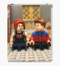 Peter & MJ iPad Case/Skin