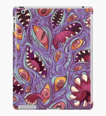 Lovecraftian Pattern  iPad Case/Skin