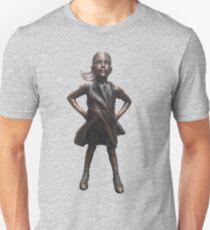 Fearless Girl Statue T-Shirt