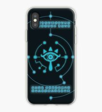 Sheikah Comunication Device - Breath of the wild iPhone Case