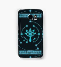 Sheikah Comunication Device - Breath of the wild Samsung Galaxy Case/Skin