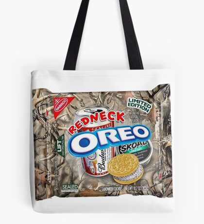 RednEcK OreOs Tote Bag