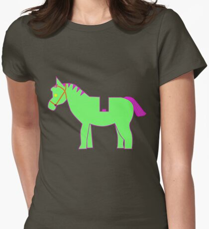 Interpretation of a Minifig Horse T-Shirt