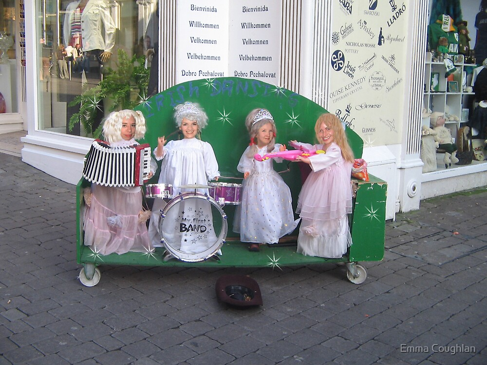 The Trolley Dollies! by Emma Coughlan