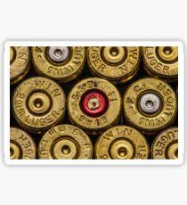 9mm Brass #2 Sticker
