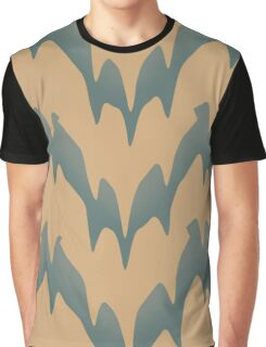 LIQUDY PATTERN Graphic T-Shirt