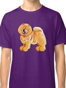 Fluffy Chow Chow Classic T-Shirt