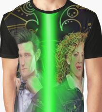 Doctor and River Graphic T-Shirt