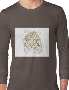 """Tiger"" Long Sleeve T-Shirt"