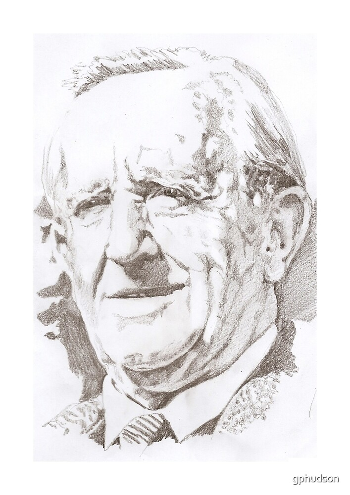 J. R. R. Tolkien by gphudson