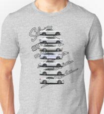 Nissan Silvia Generations T-Shirt