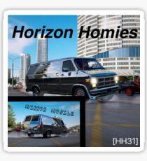 """[HH31] Forza """"Mirror Mobile"""" Sticker  Sticker"""