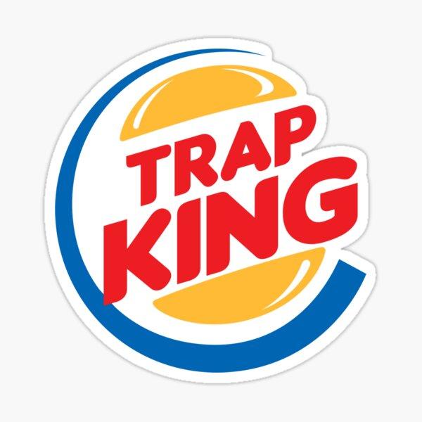 TrapKing Pegatina