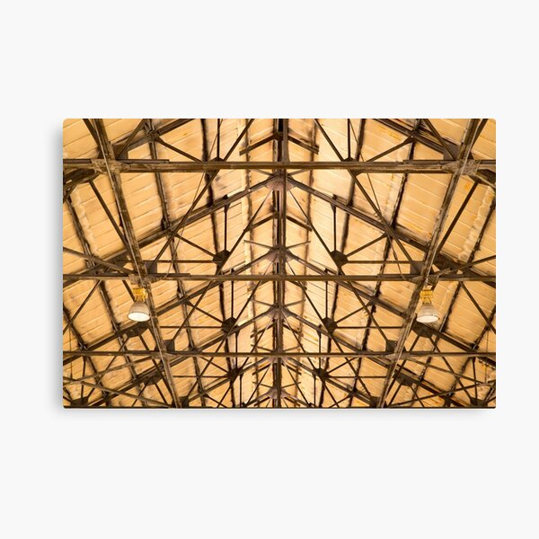 Rafters Canvas Print
