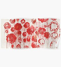 "Cy Twombly, ""Blooming"", 2001-2008 Poster"