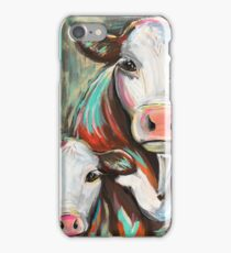 Clancy and Rayne iPhone Case/Skin