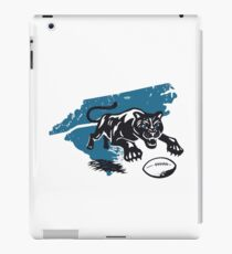 cat and ball iPad Case/Skin