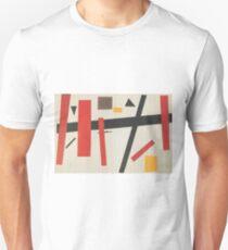 Kazimir Malevich - Suprematism No. 50 (1915) Unisex T-Shirt