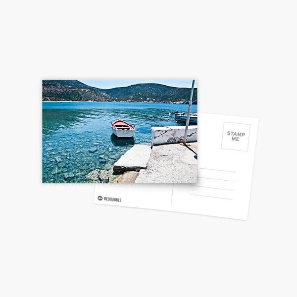 AEGEAN SUMMER MOMENTS (1) Postcard