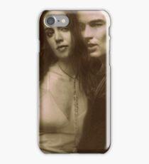 Spike and Faith Lehane iPhone Case/Skin