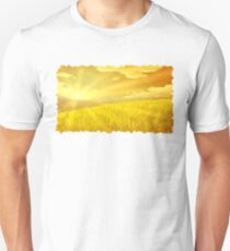 Golden Plains Unisex T-Shirt