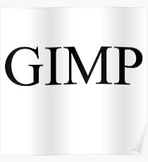 GIMP Poster