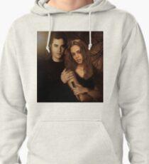 Xander Harris and Faith Lehane - Buffy the Vampire Slayer Pullover Hoodie