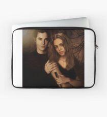 Xander Harris and Faith Lehane - Buffy the Vampire Slayer Laptop Sleeve