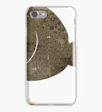retro cartoon kiwi bird iPhone Case/Skin