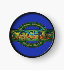 CatchME Gator Home Clock