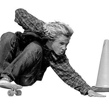Jay Adams Dogtown Z-boys Skate by nostunts