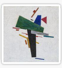 Kazimir Malevich - Untitled Suprematism (1916) Sticker