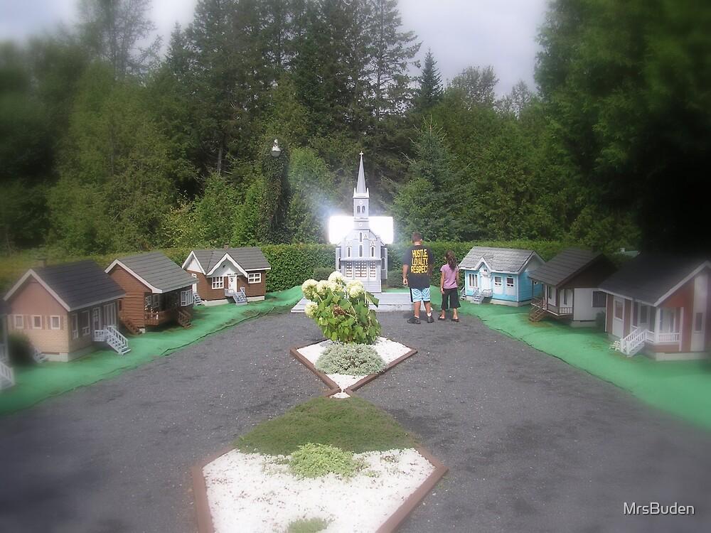 Little Villagers by MrsBuden