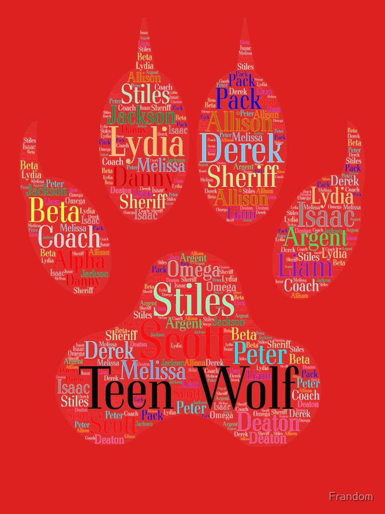 Wolf Paw by Frandom