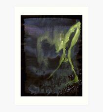 Telegraph Wind - 0002 - Separation Art Print