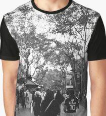 La Rambla Graphic T-Shirt