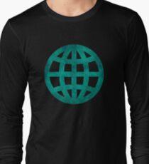 Green Globe Long Sleeve T-Shirt