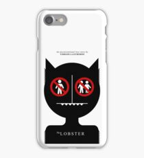 The Lobster Minimal Icon iPhone Case/Skin