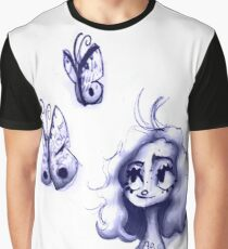 Inky Graphic T-Shirt