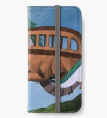 Catbus and Haku / Studio Ghibli iPhone Wallet/Case/Skin