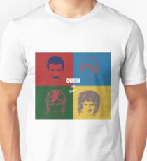 Queen - Hot Space Unisex T-Shirt